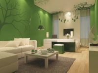 Green Living Room Wall Decor Ideas Doherty Interior And throughout Purple And Green Living Room Decor