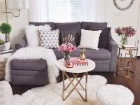 Light, Bright, And Cozy Decor Transitions From The Holiday throughout 10+ Awesome Decorating Small Living Rooms Ideas
