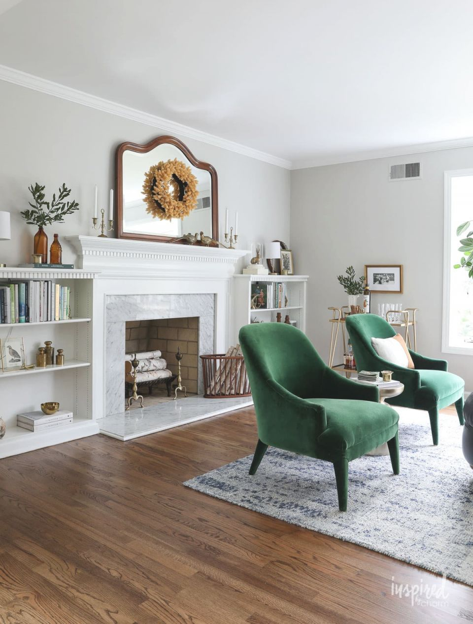 Living Room Autumn Decorations – Fall Decorating Ideas pertaining to 10+ Unique Gallery Hunting Decor For Living Room