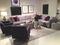 Love Purple (With Images) | Living Room Decor Gray, Purple for Purple And Green Living Room Decor