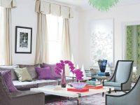 Purple And Green Living Room Decor Sharp Spacious Chair with Purple And Green Living Room Decor