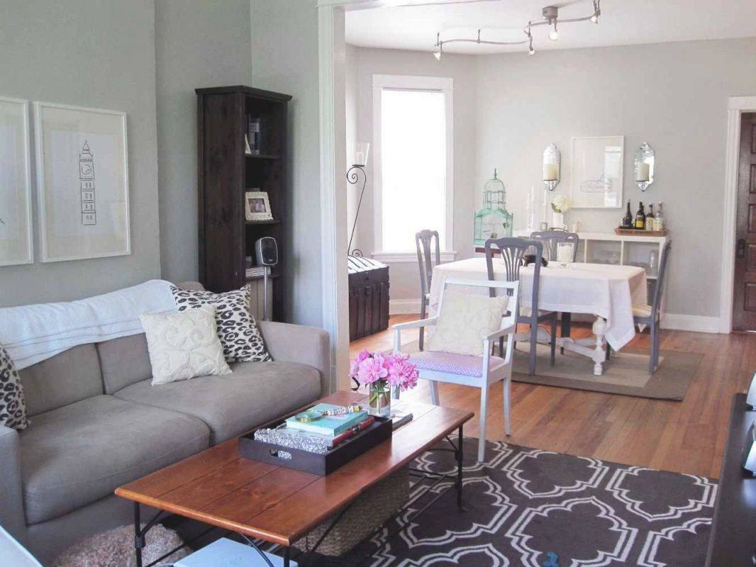 Small Living Room Dining Room Combo Decorating Ideas | White with regard to Living Room And Dining Room Combo Decorating Ideas