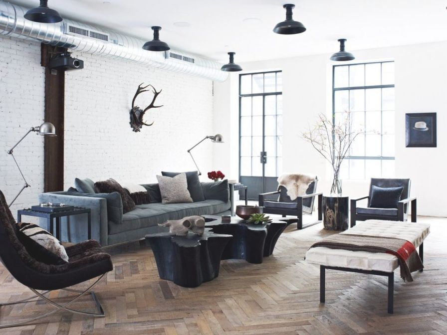 Urban Loft Bachelor Pad – Dk Decor throughout 12+ Awesome Gallery For Decor Pad Living Room