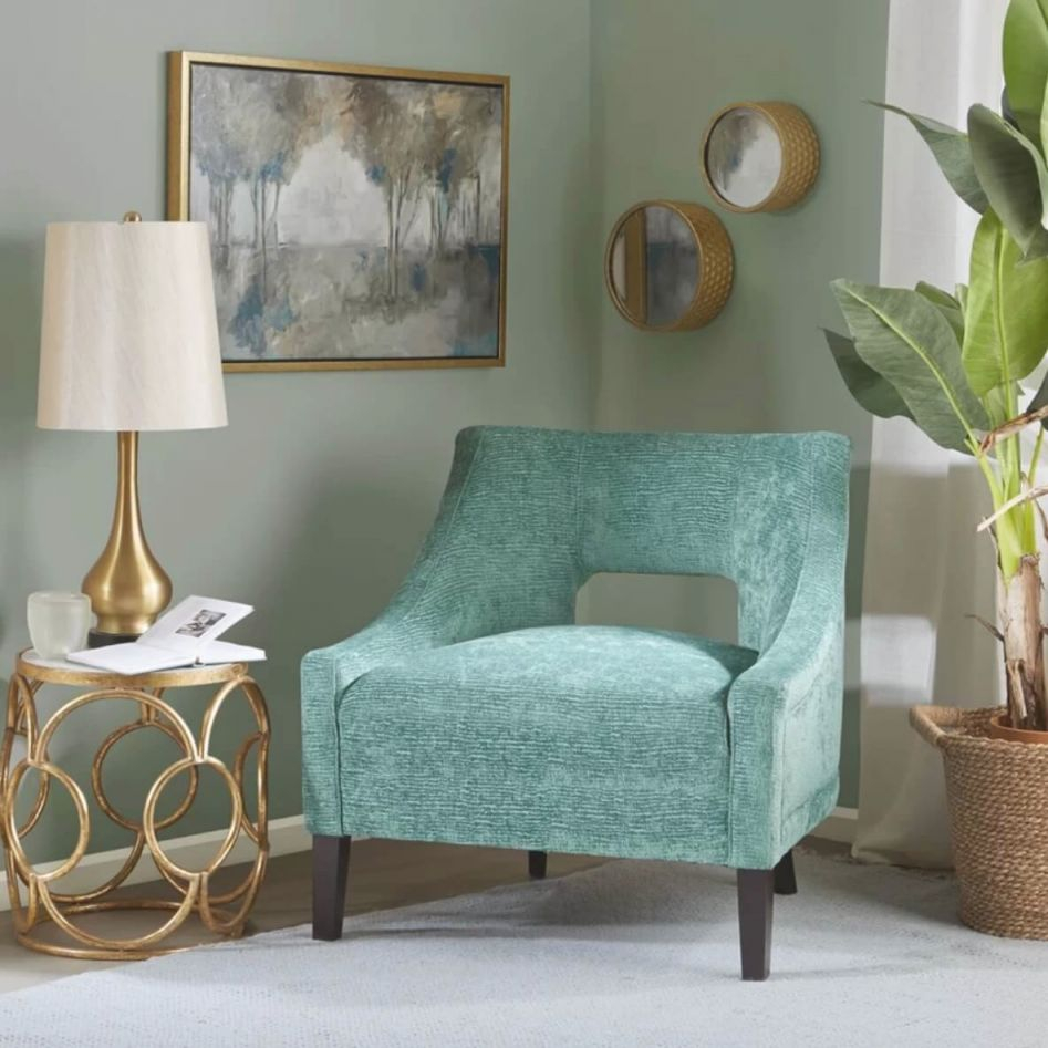 20 Colorful Accent Chair Ideas And Inspiration - Freshome intended for Chairs For Living Room Cheap