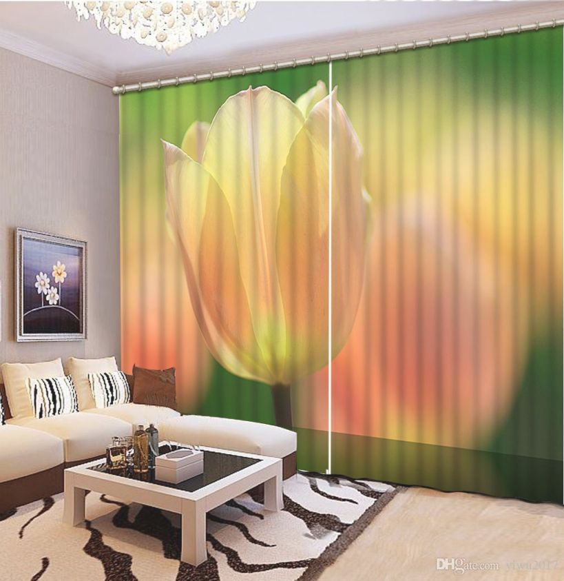 2020 Modern Style 3D Window Curtain Beautiful Lifelike Flower Butterfly Curtains For Living Room 3D Curtain Blackout From Yiwu2017, $74 | Dhgate for Amazing Inspiration For Beautiful Curtains For Living Room
