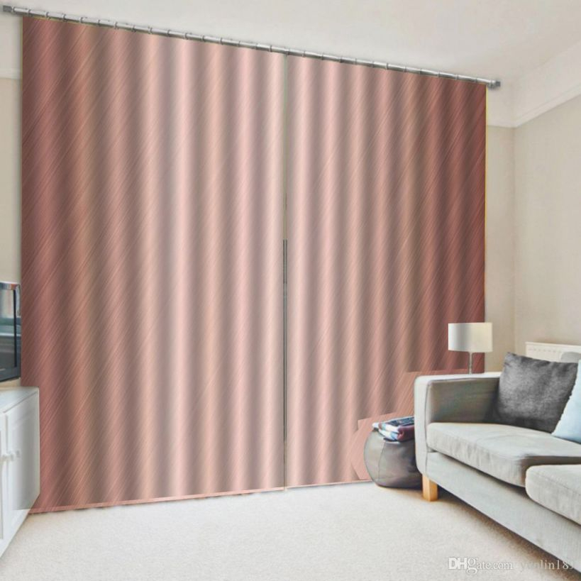 2020 Orange Twill Premium Curtain For Living Room Beautiful And Practical 3D Digital Printing Curtains From Yunlin189, $45.63 | Dhgate intended for Amazing Inspiration For Beautiful Curtains For Living Room