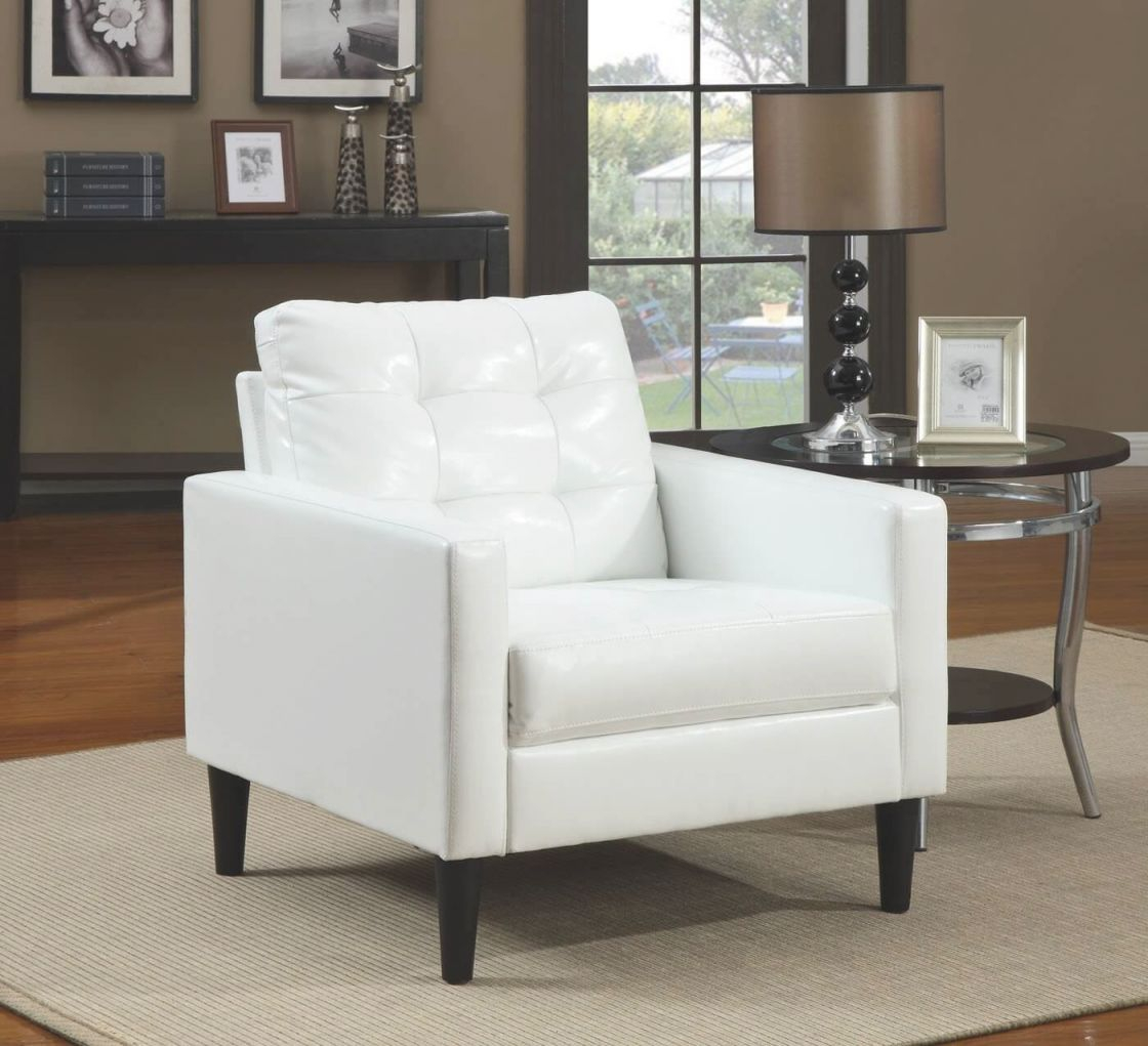 37 White Modern Accent Chairs For The Living Room in 15 Unique Gallery For Chairs For Living Room Cheap