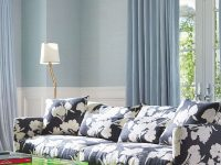 40 Best Blue Rooms – Decor Ideas For Light And Dark Blue Rooms in Blue And Grey Living Room