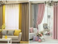 Beautiful Curtain Designs Ideas For Drawing Room/Living Room/Lounge throughout Amazing Inspiration For Beautiful Curtains For Living Room