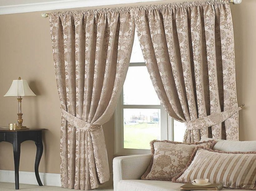 Beautiful Curtains Window For Living Room Elegant Door intended for Beautiful Curtains For Living Room