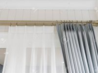 Beautiful Curtains With Ring-Top Rail, Curtain Interior Decoration.. with Amazing Inspiration For Beautiful Curtains For Living Room