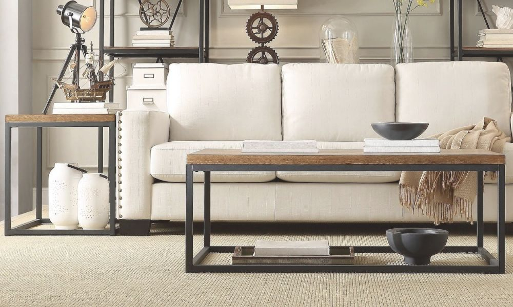 Best Ways To Use Accent Tables – Overstock in 10+ Unique Gallery Accent Tables For Living Room