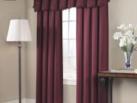 Blackstone Blackout Window Treatment for Burgundy Curtains For Living Room