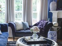 Blue And White Decorating Ideas: 10 Ways To Decorate With inside Blue And White Living Room