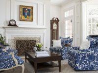 Blue And White Living Room – Acnn Decor inside 10+ Inspiration For Blue And White Living Room