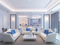 Blue And White Living Room Decor Studio Modern Words Blues with 10+ Inspiration For Blue And White Living Room