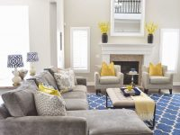 Blue & Yellow Decor Ideas | Yellow Decor Living Room intended for 15 Beautiful Ideas Blue And Yellow Living Room