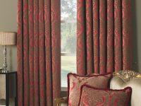 Burgundy Curtains Living Room Roy Home Design – Decoratorist for Burgundy Curtains For Living Room