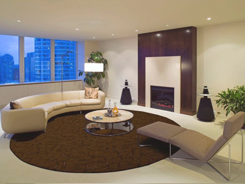 Choosing The Best Area Rug For Your Space | Hgtv for Awesome Ideas For Big Area Rugs For Living Room