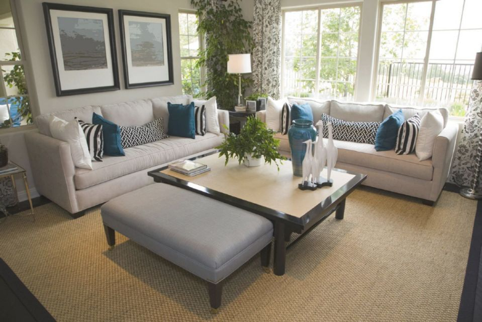 Choosing The Right-Sized Area Rug For Your Space | The Star throughout Big Area Rugs For Living Room