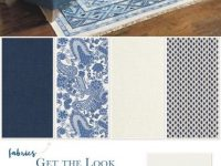 Create A Blue & White Living Room in 10+ Inspiration For Blue And White Living Room