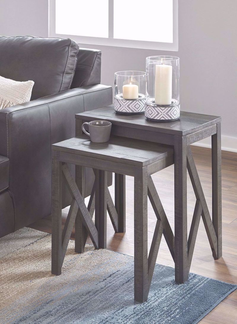 Emerdale Accent Tables Set Of Two within 10+ Unique Gallery Accent Tables For Living Room