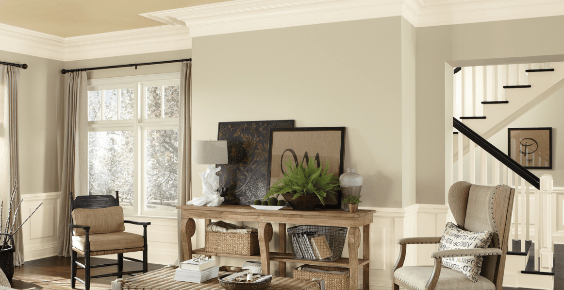 Gray + Beige = Greige: The Best Neutral Color Ever? intended for Best Neutral Paint Colors For Living Room