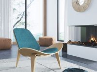 Hans Wegner Shell Chair with 15 Unique Gallery For Chairs For Living Room Cheap