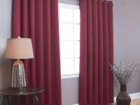 Inspirational Burgundy Curtains For Living Room with Burgundy Curtains For Living Room