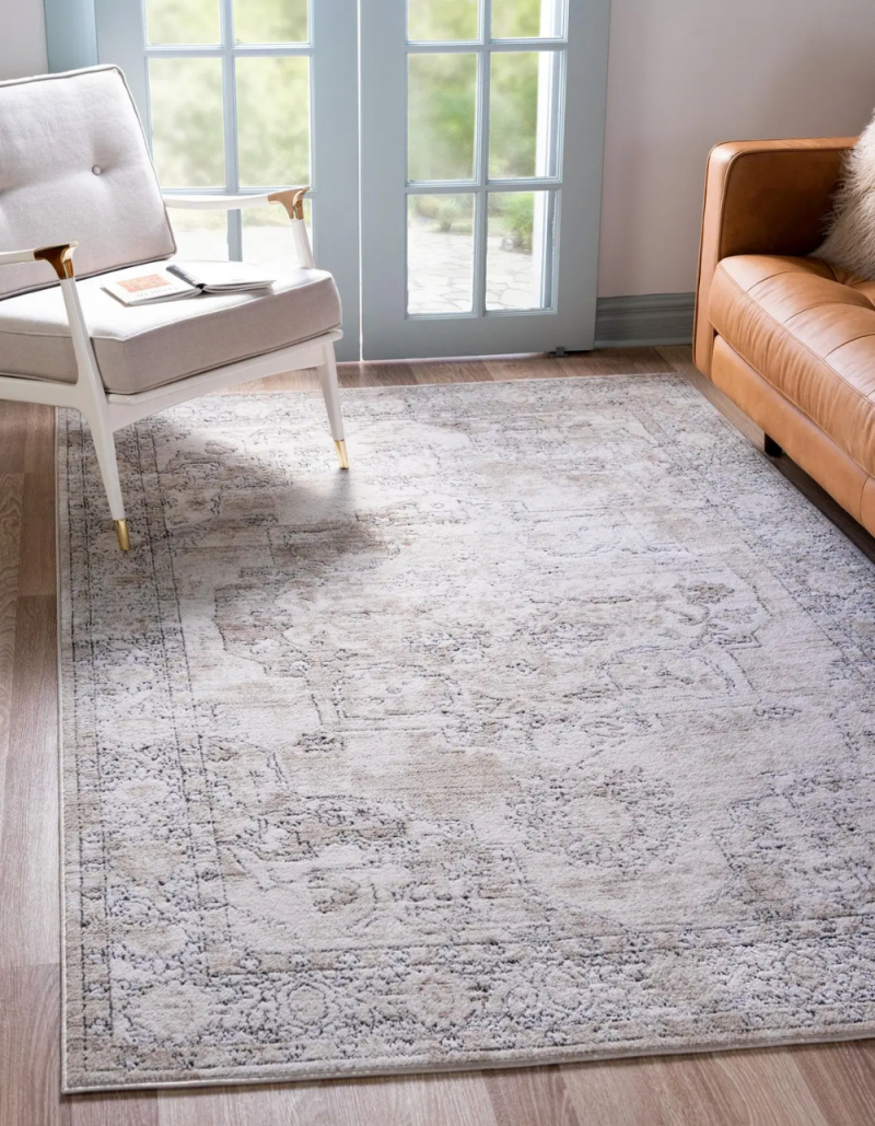 Ivory 8' X 10' Oregon Rug | Rugs In 2020 | Living Room regarding Awesome Ideas For Big Area Rugs For Living Room