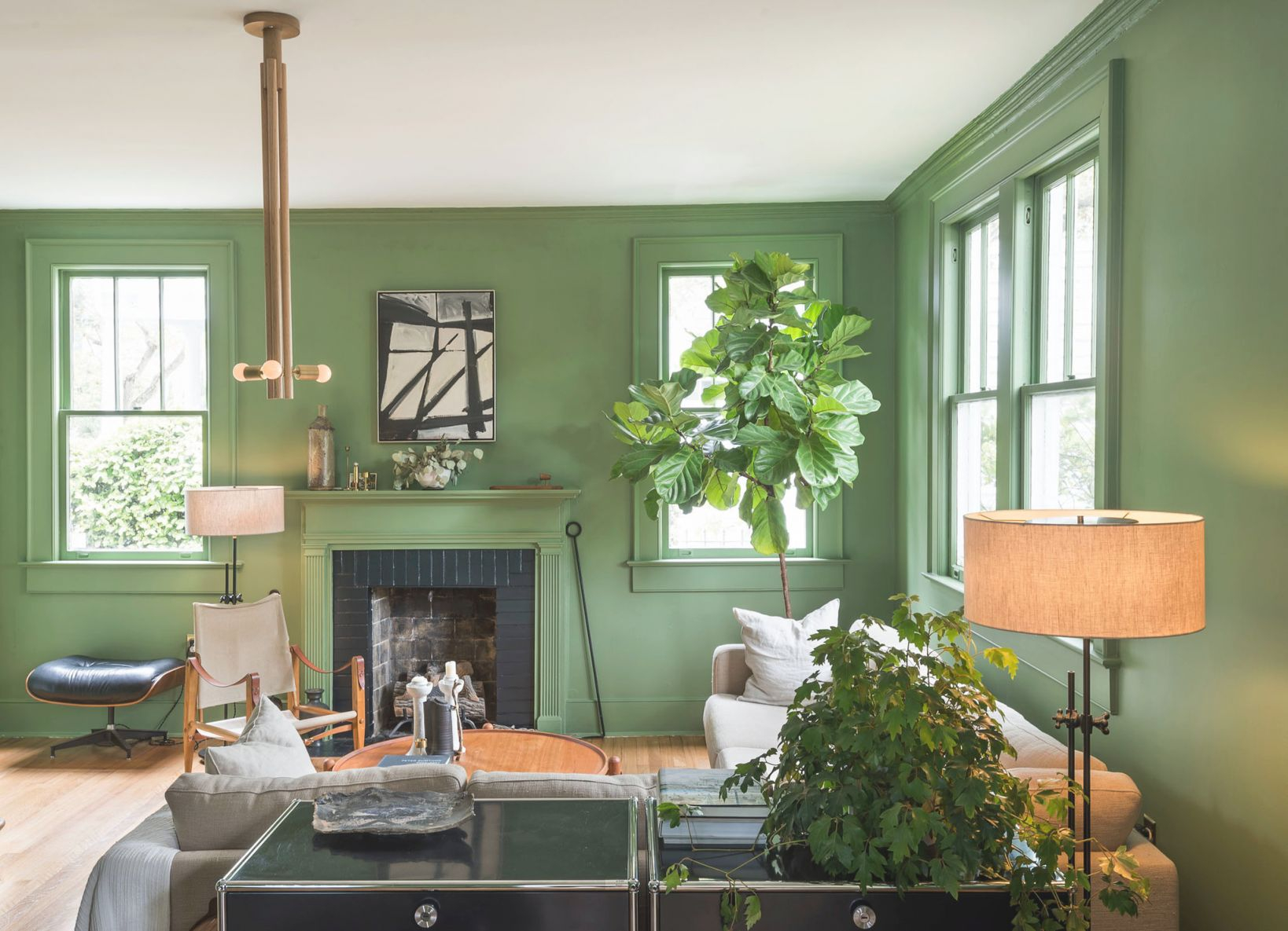 Lighting A Room, Simplified – The New York Times in 10+ Unique Gallery Bright Floor Lamp For Living Room