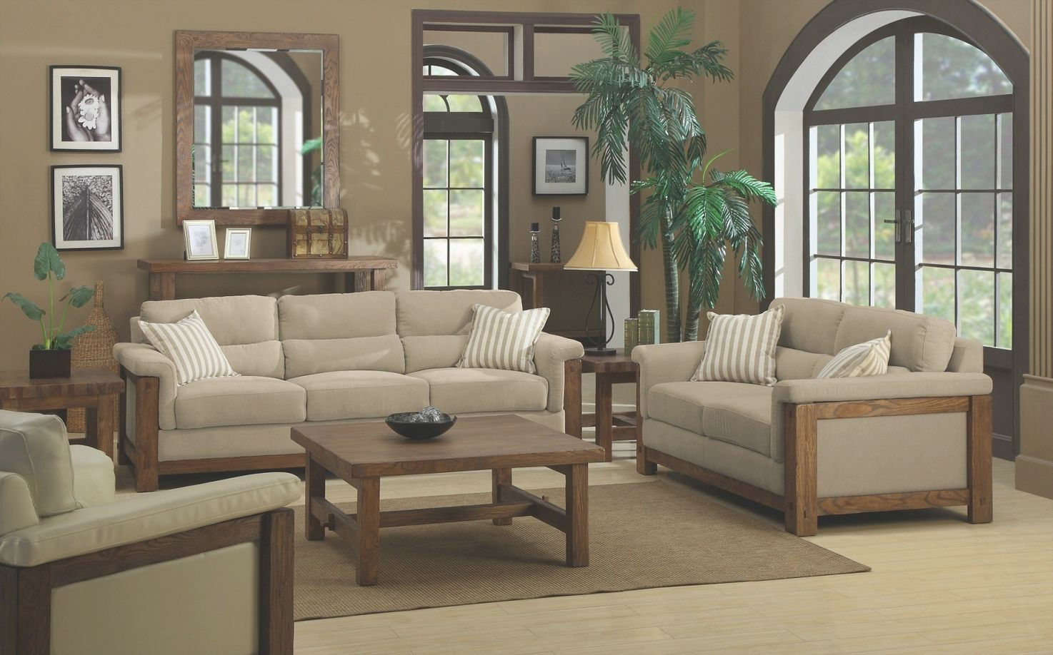 Living Room Furniture Cheap Sofa Rustic Gray Fabric Sets pertaining to Chairs For Living Room Cheap