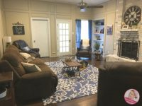 Living Room New Decor Blue White Tan After At for 10+ Inspiration For Blue And Tan Living Room