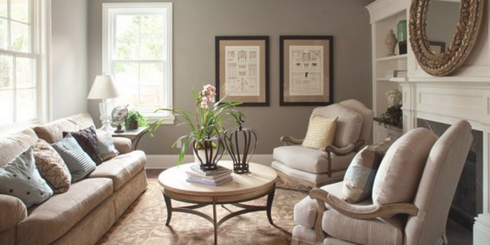 Living Room Paint Trends – Modern House throughout Best Paint For Living Room