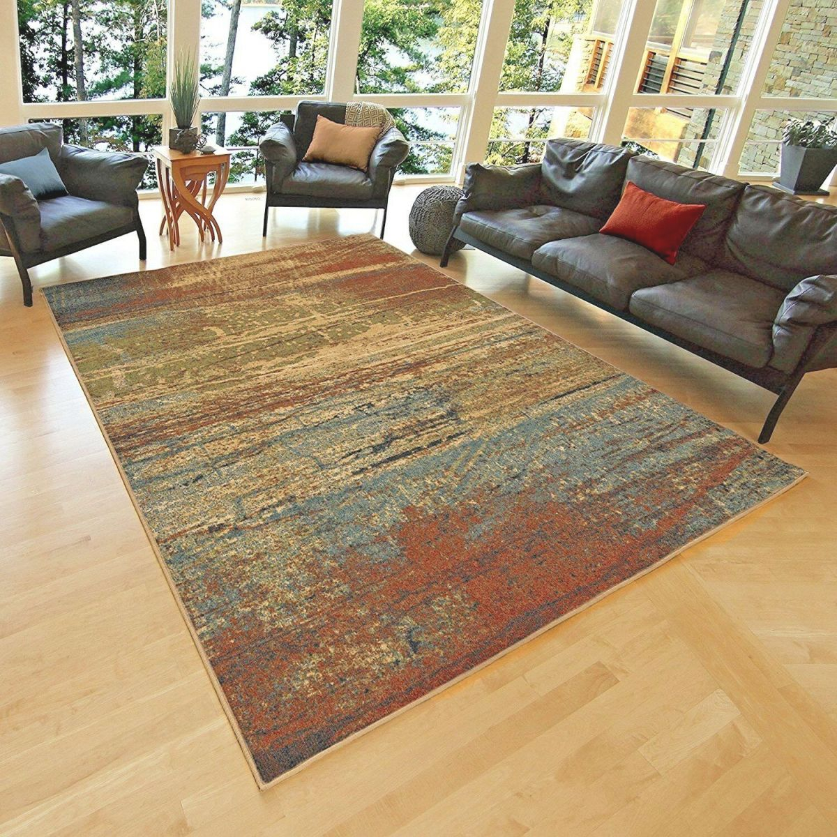 Living Room Rugs - Ictickets regarding Big Area Rugs For Living Room