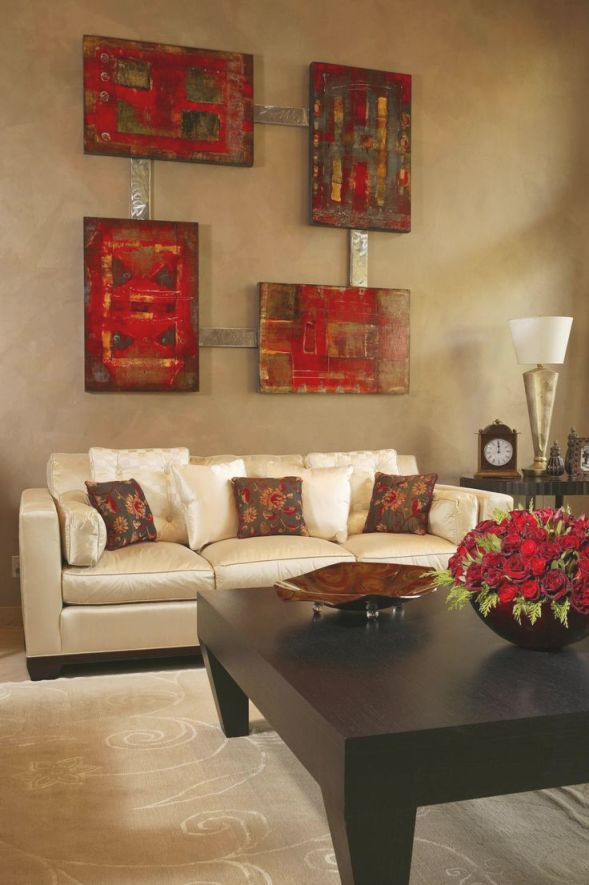 Livingroom Black And Gold Living Room Alluring Red Appealing pertaining to Brown And Red Living Room