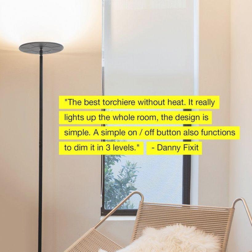 Sky Floor Lamp | Led Floor Lamp, Tall Floor Lamps, Floor Lamp throughout 10+ Unique Gallery Bright Floor Lamp For Living Room