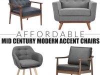 Stylish And Budget-Friendly Mid Century Modern Accent Chairs throughout Chairs For Living Room Cheap