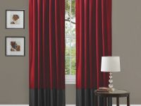 Warm Burgundy Curtains For Living Room — Office Pdx Kitchen with regard to Burgundy Curtains For Living Room