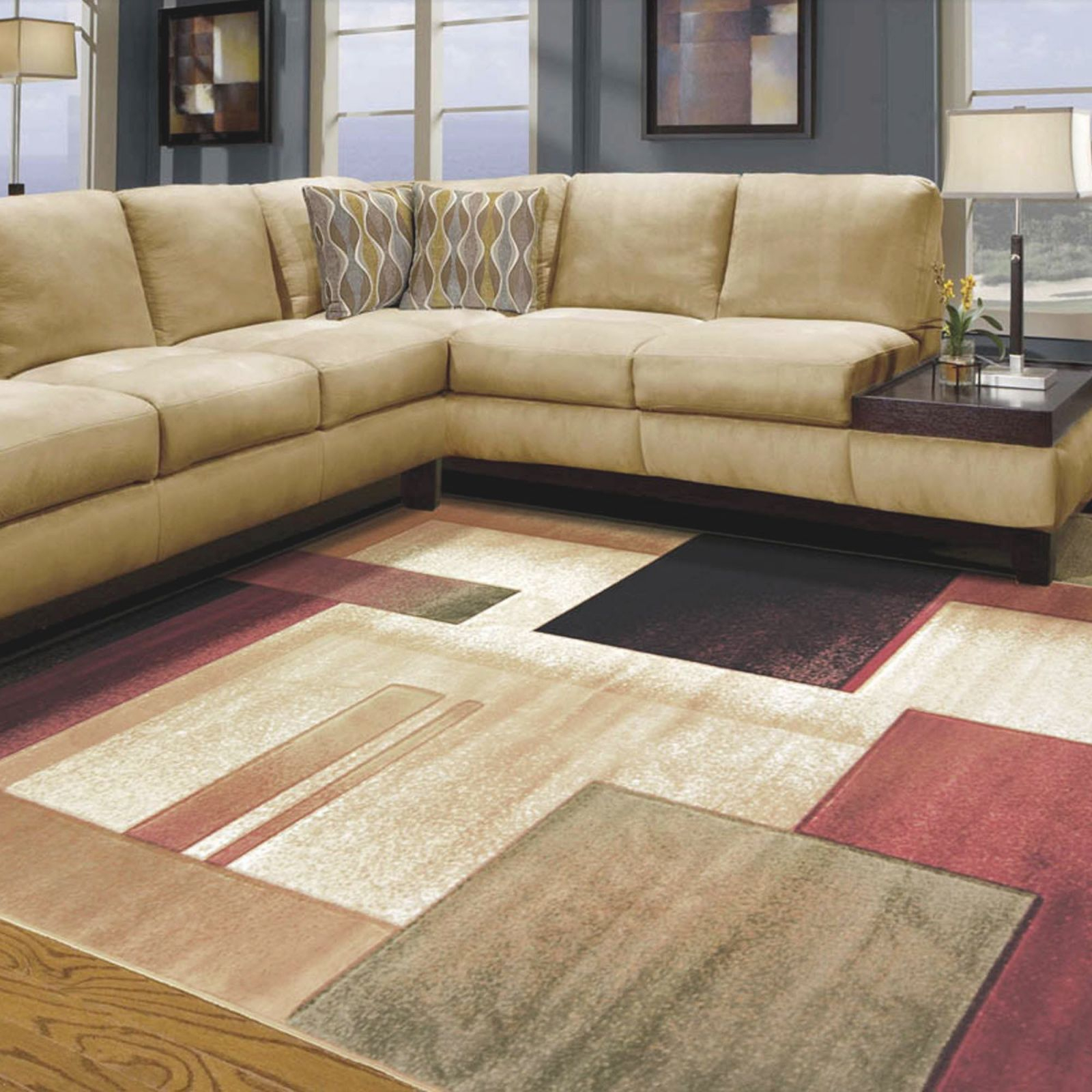 Ways To Style A Room With Room Rugs | Rugs In Living Room for Awesome Ideas For Big Area Rugs For Living Room