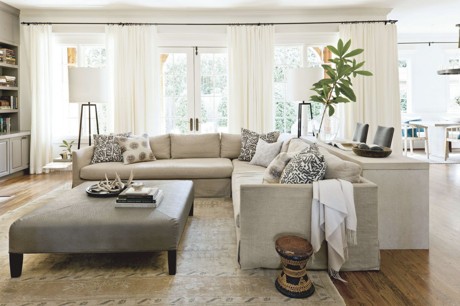 We Love This Gray Paint Color For Living Rooms | Southern Living for 15 Ideas Gallery For Best Neutral Paint Colors For Living Room