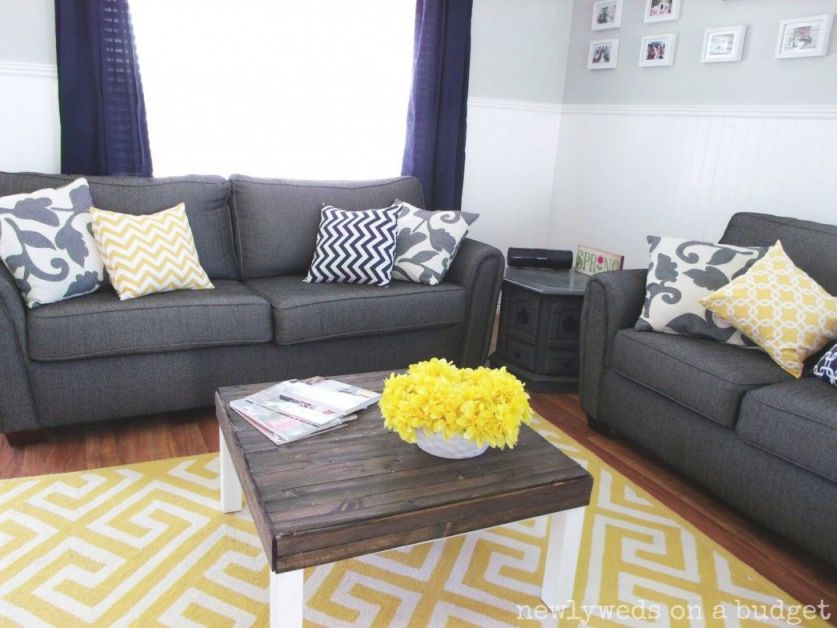 Yellow And Gray Living Room For Navy Blue Grey Black Grey inside Blue And Grey Living Room