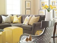 Yellow And Gray Rooms | Grey And Yellow Living Room, Yellow intended for Blue And Yellow Living Room