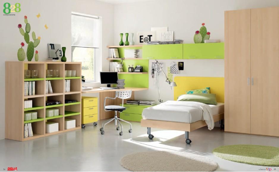 go-green-room