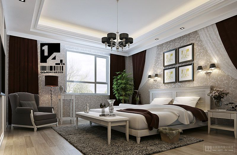 chinese-bedroom
