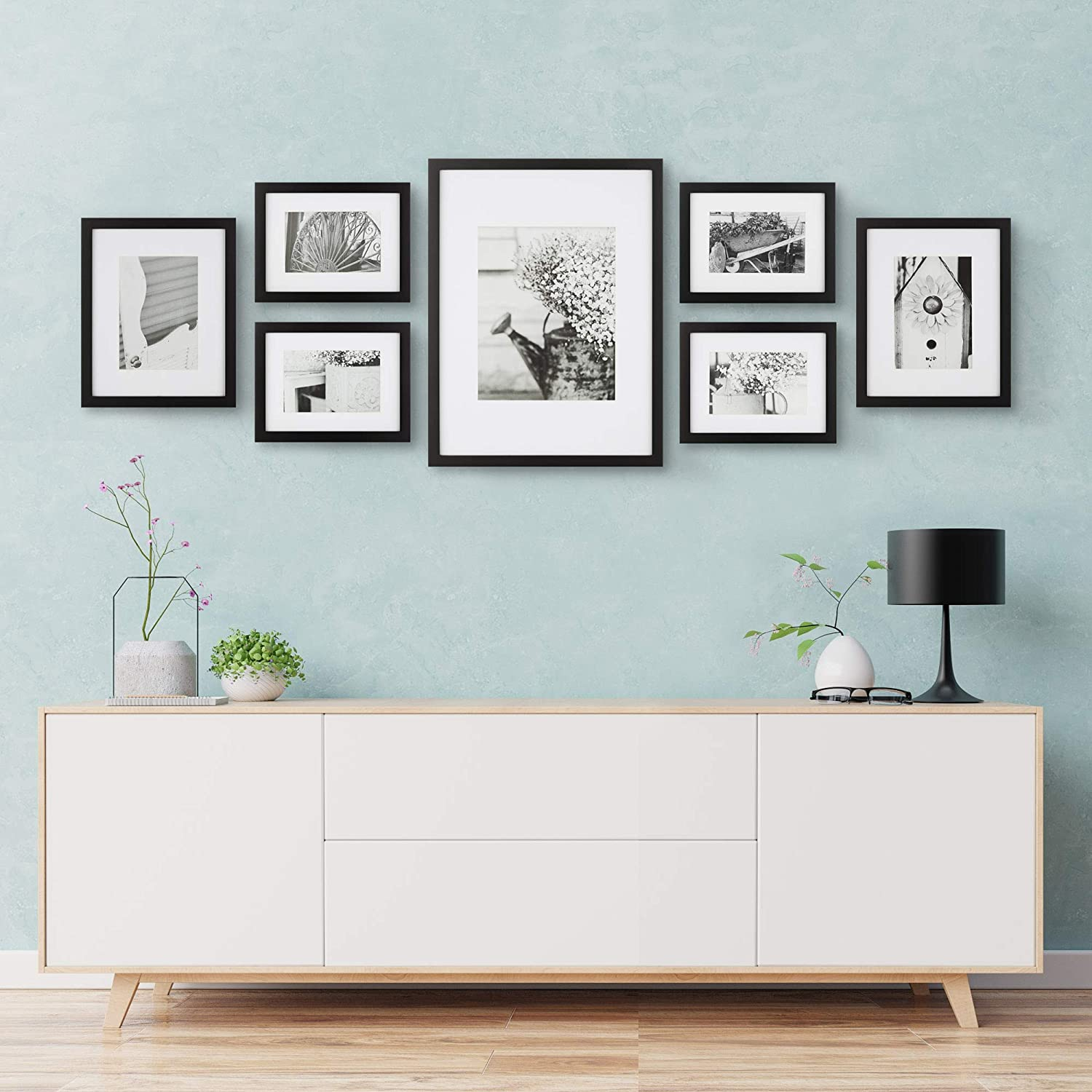 Gallery Wall Ideas and Layouts