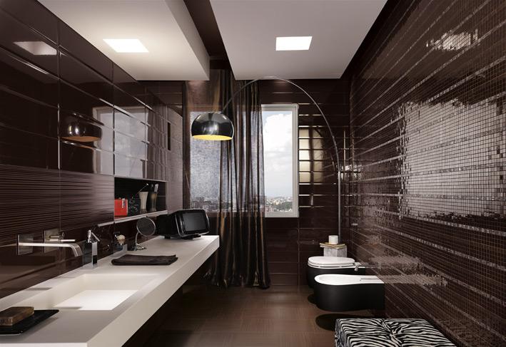Black-mosaic-tiles-maculine-bathroom-ideas