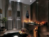 Black-rose-bathroom-tile-design