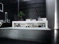 Black-white-contemporary-bathroom-tile