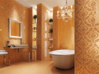Cream-wallpaper-look-bathroom-tiles